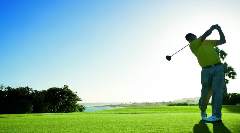 ¿DOLOR LUMBAR EN EL SWING DE GOLF?